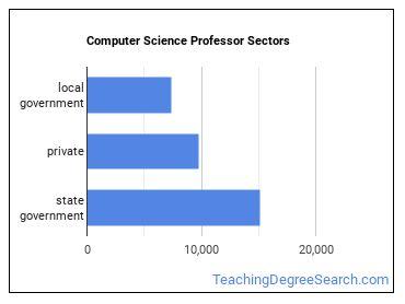 Computer Science Professor Sectors