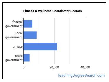 Fitness & Wellness Coordinator Sectors