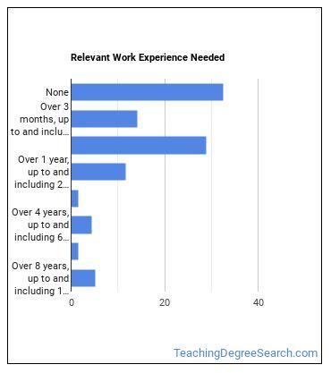 Kindergarten Teacher Work Experience