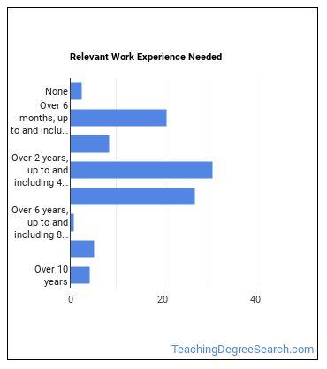 Law Professor Work Experience