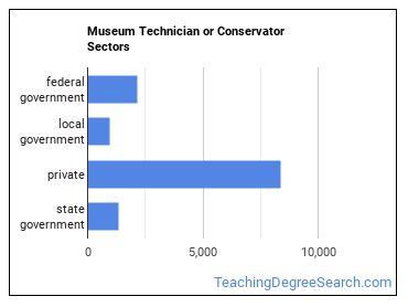 Museum Technician or Conservator Sectors