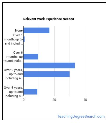 Political Science Professor Work Experience