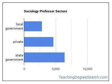 Sociology Professor Sectors
