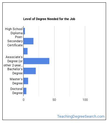 Vocational Education Professor Degree Level