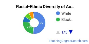 Racial-Ethnic Diversity of Augusta University Undergraduate Students