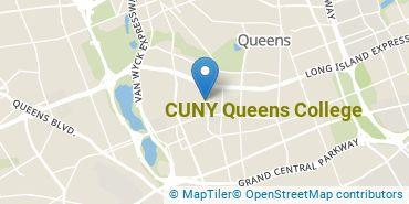 Location of Queens College