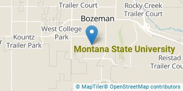 Location of Montana State University
