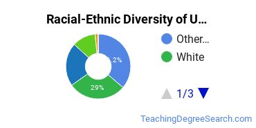 Racial-Ethnic Diversity of UOPX - Arizona Undergraduate Students