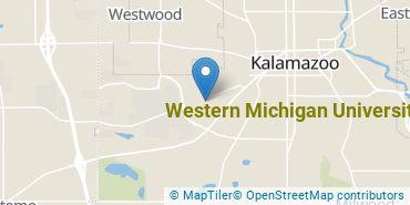 Location of Western Michigan University