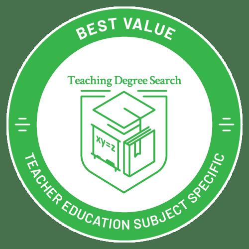 Best Value Teacher Education Subject Specific Graduate Certificate Schools in Georgia